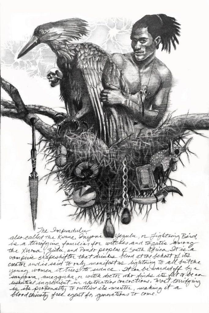 African Impundulu legend