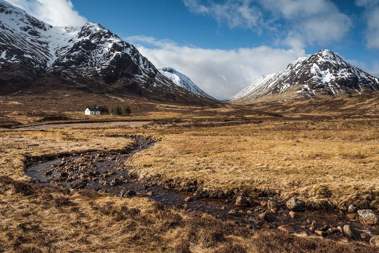 Highland mystery